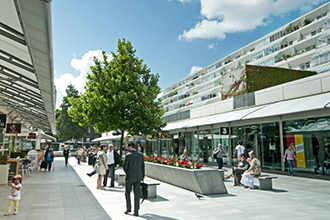 Shopping for Advice - The Brunswick Centre